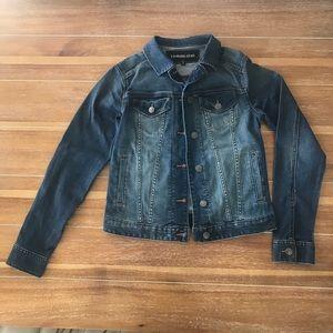 Express Denim Jacket - Jean Jacket